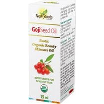 NEW ROOTS HERBAL Goji Seed Oil 15mL