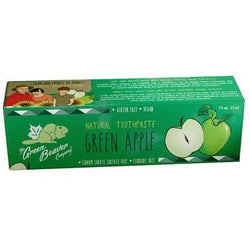 GREEN BEAVER Green Apple Toothpaste Fluoride-Free 75 ml