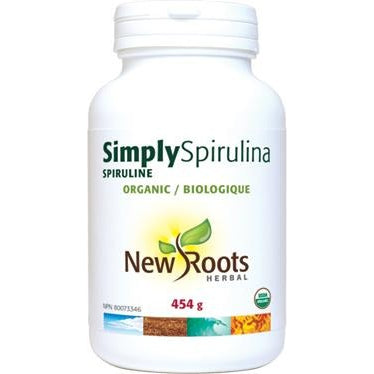 NEW ROOTS HERBAL Simply Spirulina 454g