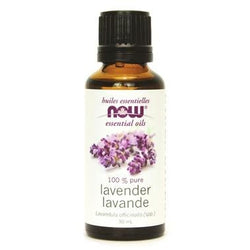NOW Essential Oils Lavender Oil 100% Pure 30 mL