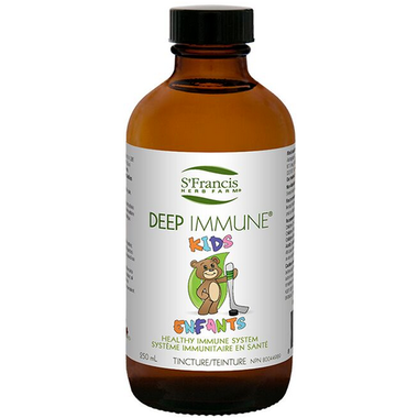 ST FRANCIS HERB FARM Deep Immune Children's Formula 250mL
