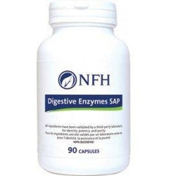 NFH Digestive Enzymes 90 Capsules