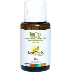 NEW ROOTS HERBAL Tea Tree Essential Oil 15ml
