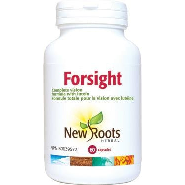 NEW ROOTS HERBAL Forsight 60 Capsules