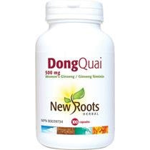 NEW ROOTS HERBAL Don Quai 100 Capsules