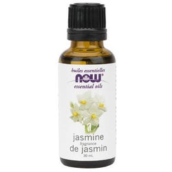 NOW Essential Oils Jasmine Oil Fragrance 30 mL