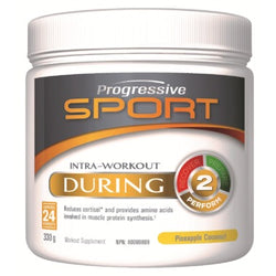 PROGRESSIVE Sport Intra-Workout Supplement Pineapple Coconut 330 g