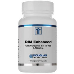 DOUGLAS LABORATORIES DIM Enhanced 30 Vegetarian Capsules