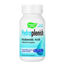 NATURE'S WAY Hydraplenish Hyaluronic Acid 60 VCaps