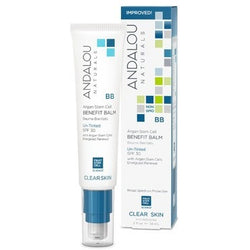 ANDALOU BEAUTY BALM SPF 30 ARGAN STEM CELL UNTINTED 58ML