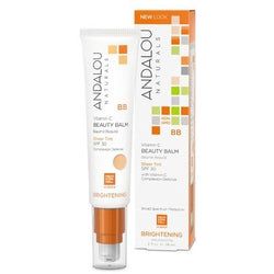 ANDALOU BEAUTY BALM SPF 30 BRIGHTENING VITAMIN C SHEER TINT 58ML