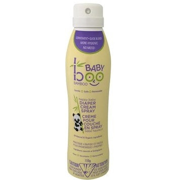 BOO BAMBOO SOOTHING DIAPER CREAM SPRAY 150G