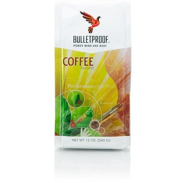 BULLETPROOF UPGRADED COFFEE GROUND 340G