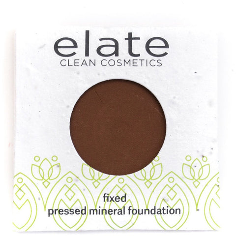 ELATE COSMETICS - PRESSED POWDER COCOA