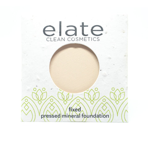 ELATE COSMETICS - PRESSED POWDER IVORY