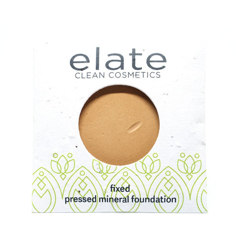 ELATE COSMETICS - PRESSED POWDER SAND