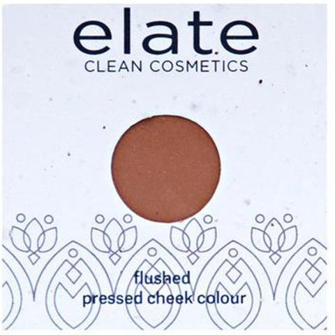 ELATE COSMETICS - PRESSED CHEEK COLOUR SUNBEAM BRONZER