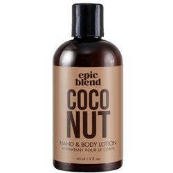 EPIC BLEND Coconut Hand & Body Lotion 60mL