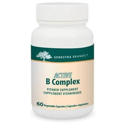 GENESTRA Active B Complex 60 Vegetable Capsules
