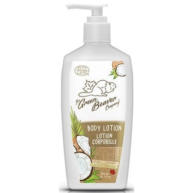 GREEN BEAVER Coconut Body Lotion 300ML