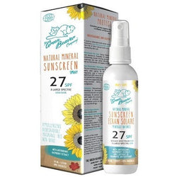 GREEN BEAVER NATURAL MINERAL SUNSCREEN SPF 27 SPRAY 90ML