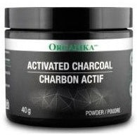 ORGANIKA - ACTIVATED CHARCOAL POWDER 40G
