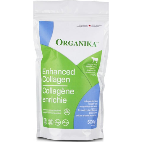 ORGANIKA Enhanced Collagen Unflavoured 500g