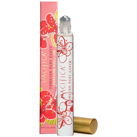 PACIFICA - ROLL-ON PERFUME HAWAIIAN RUBY GUAVA