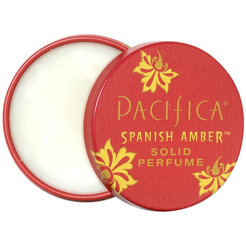 PACIFICA - SOLID PERFUME SPANISH AMBER