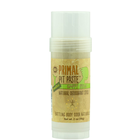 PRIMAL PIT PASTE - HAPPY PITS - SENSITIVE STICK 56 G (2 OZ.)