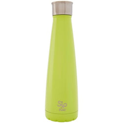 S'IP X S'WELL Water Bottle Sour Apple Green 450 mL