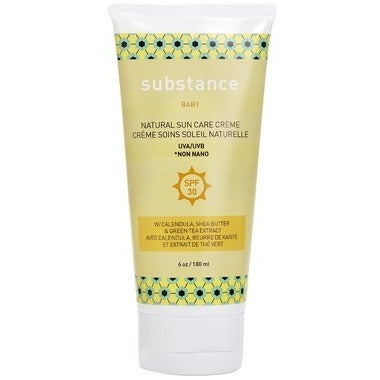 MATTER COMPANY SUBSTANCE BABY SUN CARE SPF 30 180ML