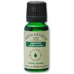 AROMAFORCE PEPPERMINT ESSENTIAL OIL 15ML