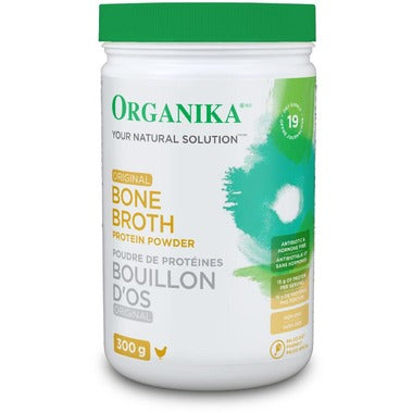 ORGANIKA Chicken Bone Broth Protein Powder Original 300g