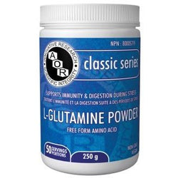 AOR L-Glutamine Powder 250g