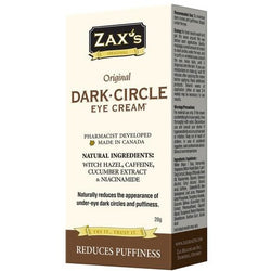 ZAX's Dark Circle Eye Cream 28g
