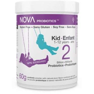 NOVA PROBIOTICS Kids 2B 60G Powder