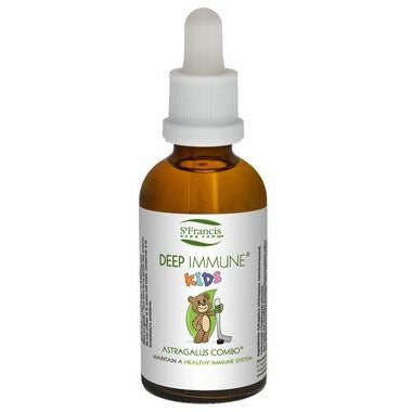 ST FRANCIS HERB FARM Deep Immune Children's Formula 50mL