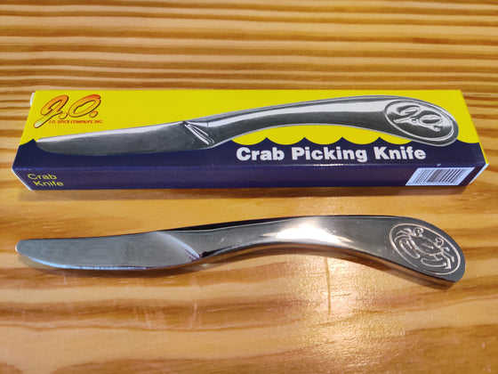 J.O. Stainless Steel Crab Picking Knife