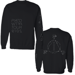 Constellation Crewneck Sweatshirt