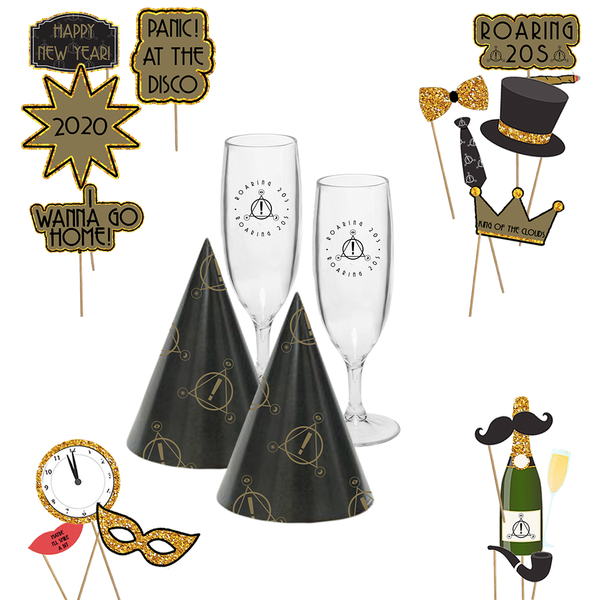 Roaring 20s NYE Party Kit