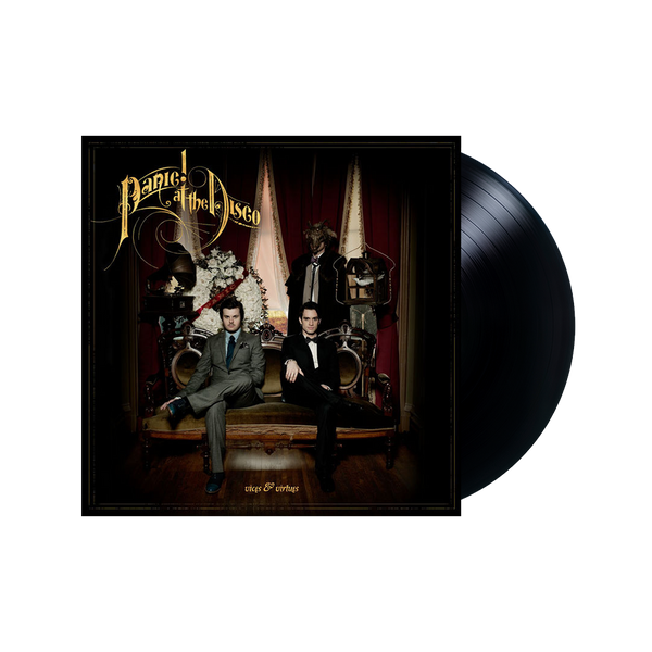 Vices & Virtues Black Vinyl