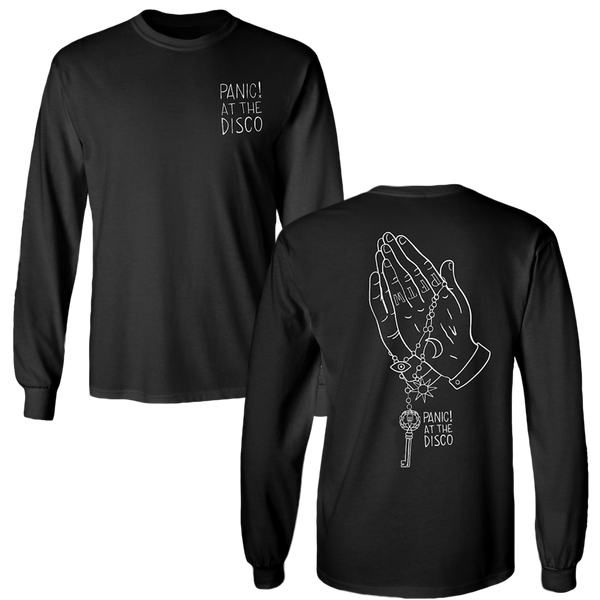 Praying Hands Long Sleeve