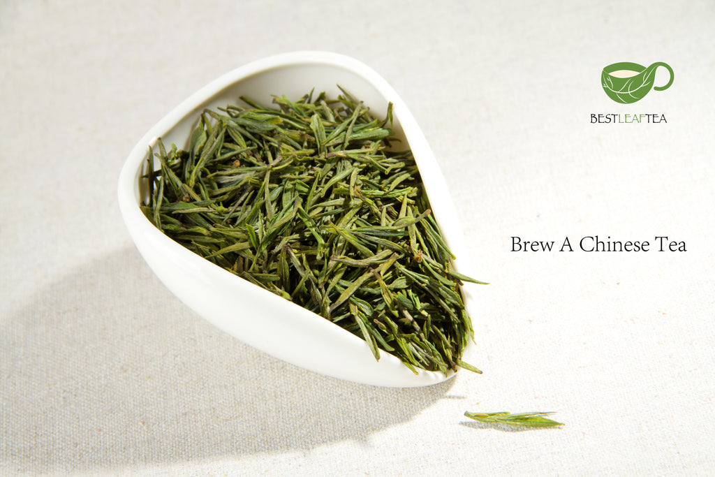 How To Brew Chinese Tea --BESTLEAFTEA