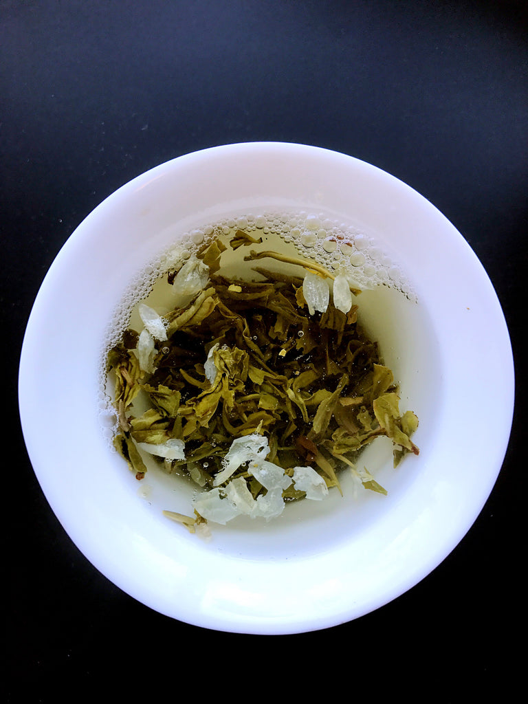 BEST LEAF TEA--Jasmine Loose Leaf Green Tea