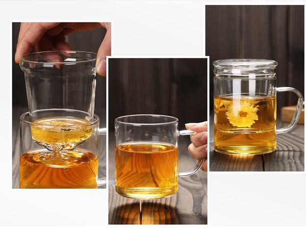 Borosilicate Glass mugs
