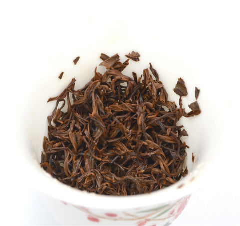 how to brew chinese black tea