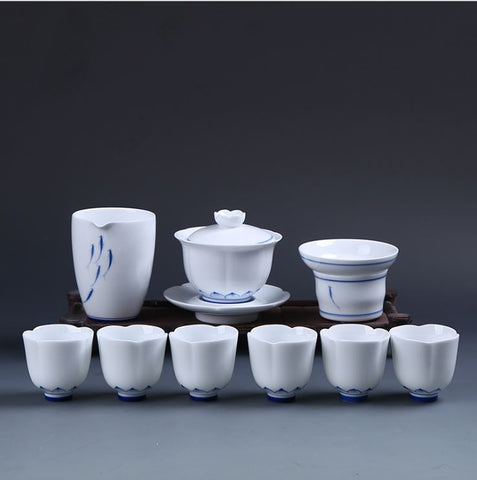 chinese kongfu tea set