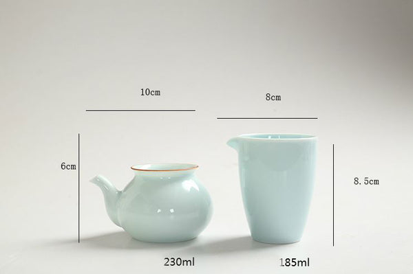 chinese tea serving cup