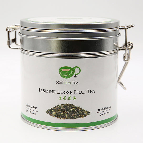 2019 Spring Picked Jasmine Loose Leaf Tea